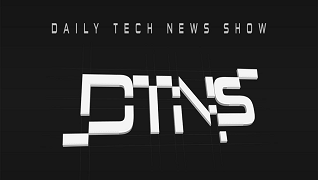 DTNS for Roku Channel Screenshot - DTNS Logo